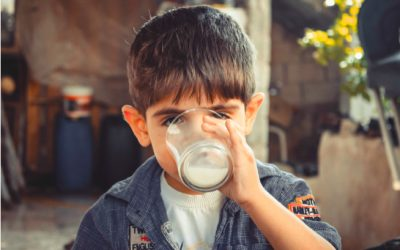 The Milk Addicted Kid: Your Kid's Brain On Dairy