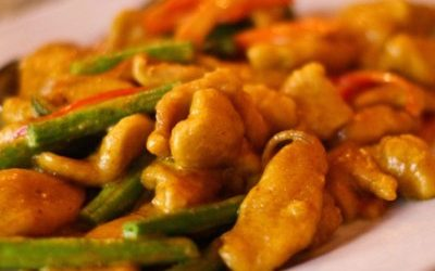 Chicken Curry With Green Beans And Potatoes