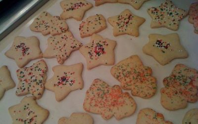 Favorite Gluten Free Christmas Cookies – with Paleo Option