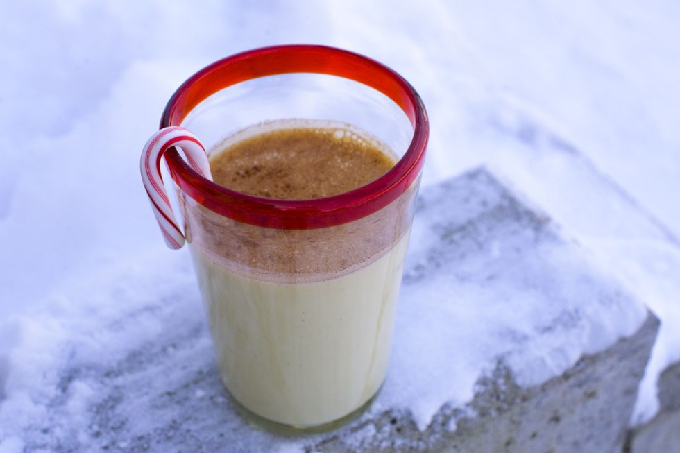 Dairy Free, Soy Free Egg Nog: Allergen Free Holiday Tradition