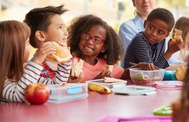 How To Get A Decent School Lunch In Your Kid's Belly