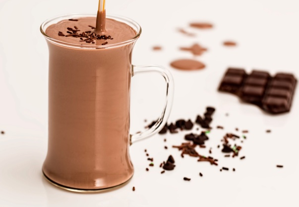 Chocolate Shake That's Actually GOOD For Your Kids