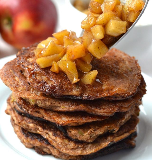 SCD Apple Pancakes